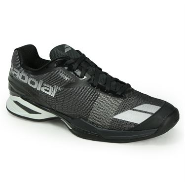 Babolat Jet Clay Mens Tennis Shoe - Black/White