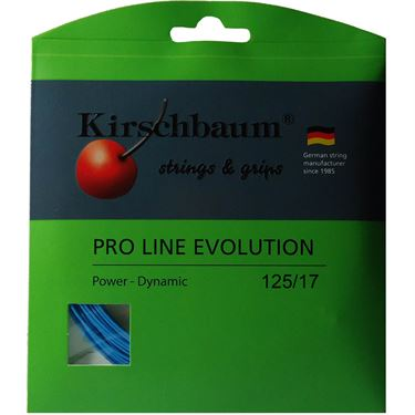 Kirschbaum Pro Line Evolution 17G (1.25mm) Tennis String