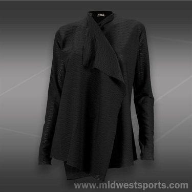 Sofibella Venture Open Cardigan-Black