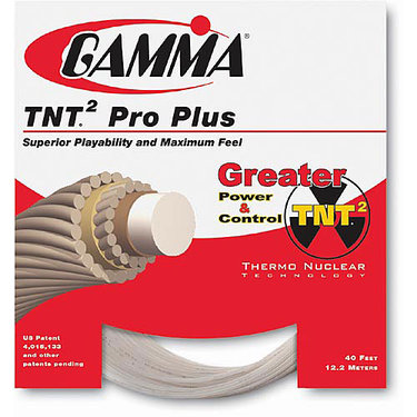 Gamma TNT Pro Plus 17L Tennis String