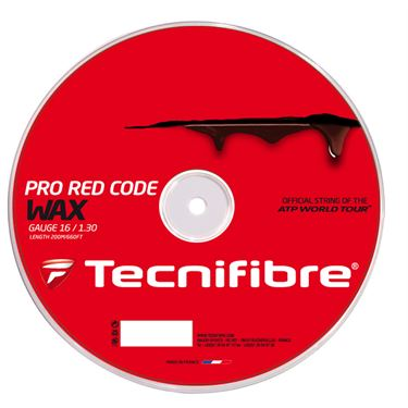 Tecnifibre Pro Red Code Wax 16G (660ft.) REEL Tennis String