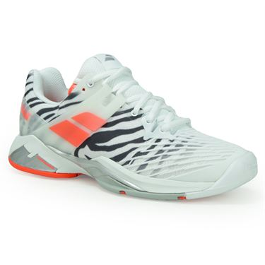 Babolat Propulse Fury All Court Womens Tennis Shoe - Zebra