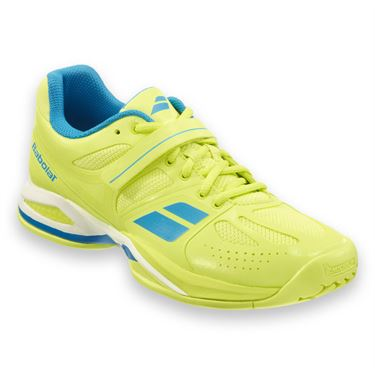 Babolat Propulse BPM All Court Womens Tennis Shoe 2016, Yellow ...