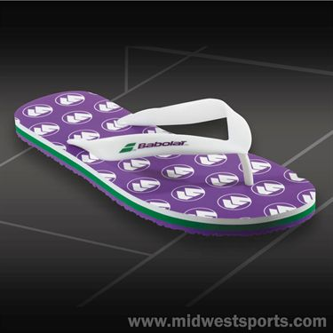 Babolat Wimbledon Womens Flip Flops