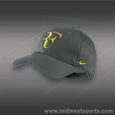 Nike RF Hybrid Cap-Dark Base Grey