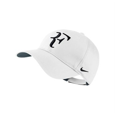Nike Federer RF Dri-FIT Hat- White