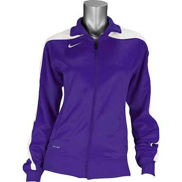 Nike Womens Team Mystifi Warm-Up Jacket
