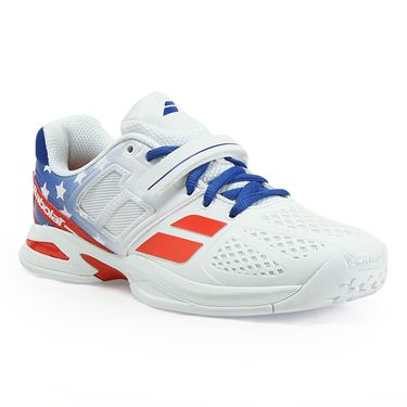 Babolat Propulse Stars and Stripes Junior Tennis Shoe