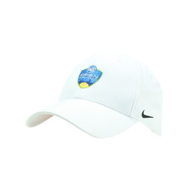 Nike Western and Southern Open Team Swoosh Flex Hat - White
