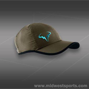 Nike Rafa Bull Logo Hat-Dark Loden