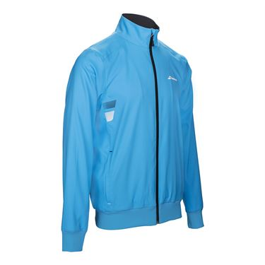 Babolat Boys Core Club Jacket - Drive Blue