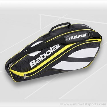 Babolat 2012 Club Line Triple (Yellow) Tennis Bag