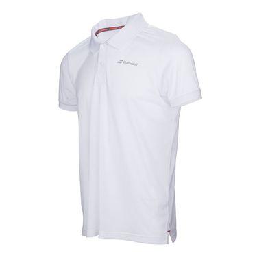 Babolat Boys Core Club Polo - White