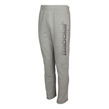 Babolat Boys Core Big Logo Sweat Pant - Heather Gray