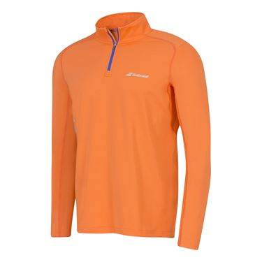 Babolat Core 1/2 Zip - Flame Red