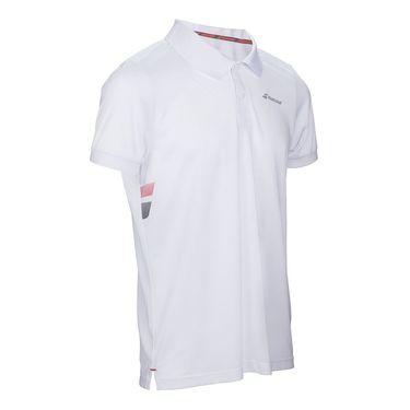 Babolat Core Club Polo - White