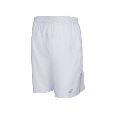 Babolat Core Short 8 Inch - White