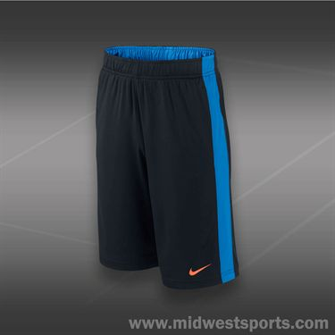 Nike Boys Fly Short-Black/Photo Blue