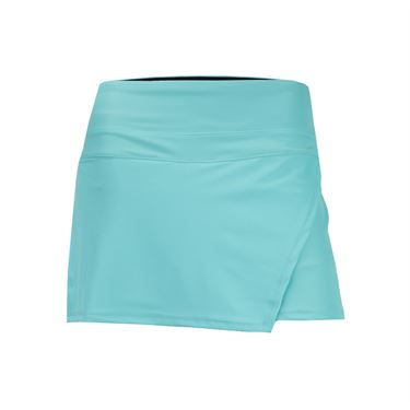 BPassionit Wrap Skirt - Cabo Blue