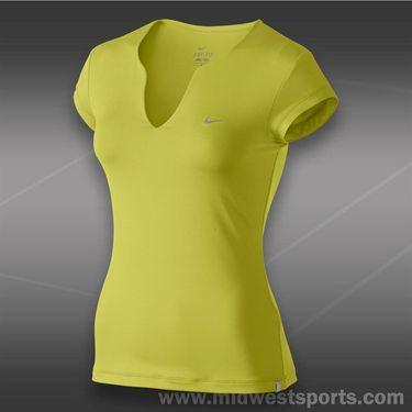 Nike Pure Tennis Top-Venom Green