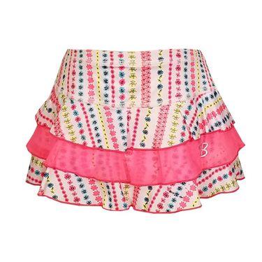 Sofibella Tokyo Girls Triple Ruffle Skirt - Candy Print