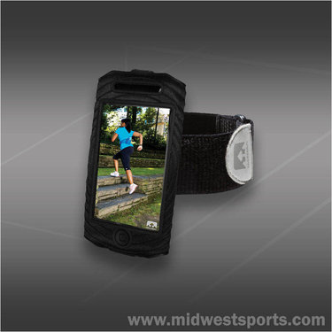 Nathan Sonic Boom iPhone 4 Armband Black