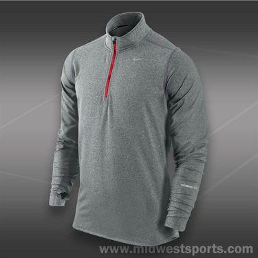 Nike Element 1/2  Zip-Black