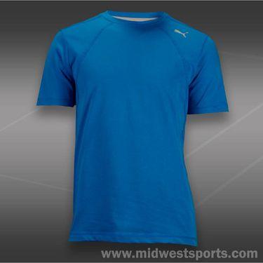 Puma PE Training Crew-Brilliant Blue