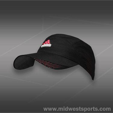 adidas Womens ClimaCool Trainer Hat-Black/Bahia Pink