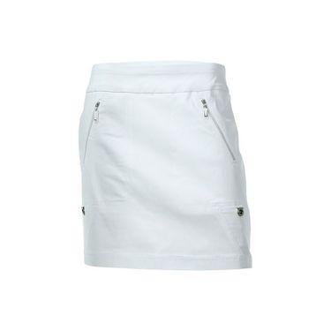 Jamie Sadock Pull On Golf Skirt - White