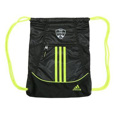 adidas W&S Open Alliance II Sack Pack - Black/Semi Solar Yellow