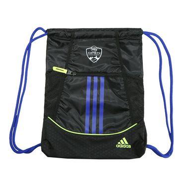 adidas W&S Open Alliance II Sack Pack - Black/Bold Blue/Solar Yellow
