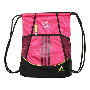 adidas W&S Open Alliance II Sack Pack - Bold Pink/Semi Solar Yellow/Black