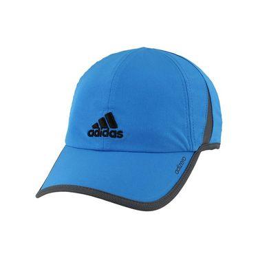 Adidas adizero II Hat - Ray Blue/Black