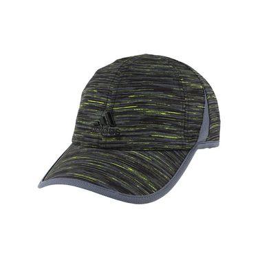 adidas adiZero Extra Hat - Urban Sky/Shock Slime