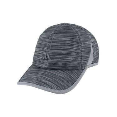adidas adiZero Extra Hat - Grey Space Dye Print