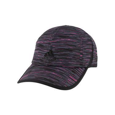 adidas Womens adiZero Extra Hat - Intense Pink Space Dye Print