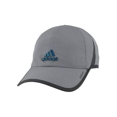 Adidas adizero II Hat - Grey/Deepest Space Grey