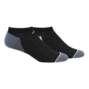 adidas Superlite Speed Mesh No Show Sock (2 Pack) -  Black/White