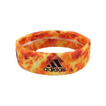 adidas Interval Digital Print Headband - Flames 5141585
