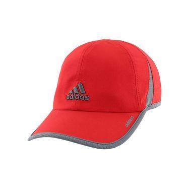 adidas adiZero II Hat - Scarlet/Onix