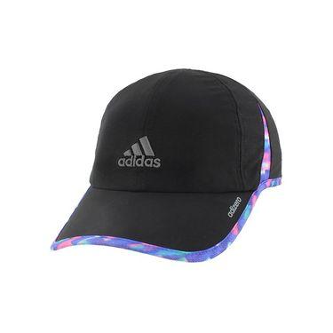 adidas Womens adiZero Hat II - Black/Deepest Space