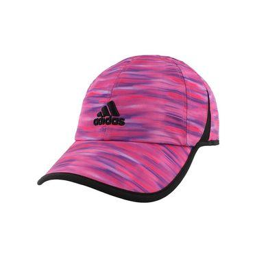 adidas Womens adiZero Extra Hat - Shock Pink