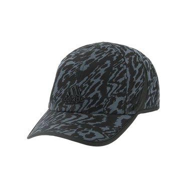 adidas Womens adiZero Extra Hat - Black/Ikat/Zebra Print