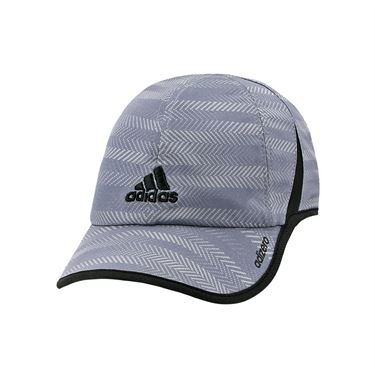 adidas adiZero Extra Hat - Ratio Print Onix/Grey/Black