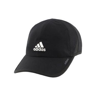 adidas adiZero II Hat - Black/White