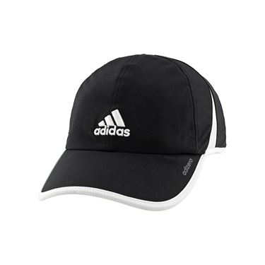 adidas adiZero II Womens Hat - Black/White