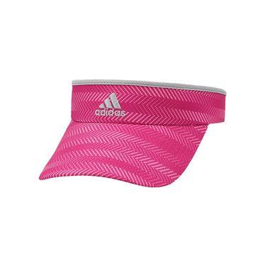 adidas Match Womens Visor - Bahia Magenta/Clear Onix/Grey