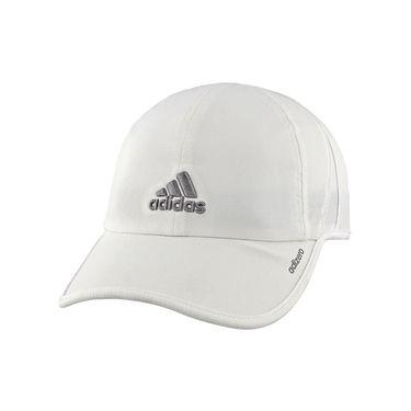 adidas adiZero II Womens Hat - White/Light Onix