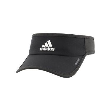 adidas adiZero II Visor - Black/White
